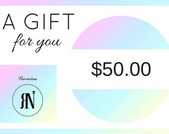 Gift card, Gift voucher, Gift certificate, gifts, gift for her, birthday gift, valentines gift, Christmas gift, electronic gift card, gift