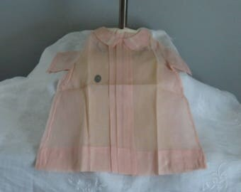 1930s vintage baby dress NOWT
