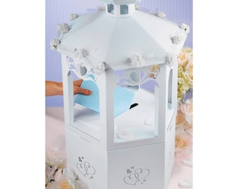 Wedding Gift Card Holder Wilton Wishing Well Gift Card Holder Over 30 Inches Tall New In Original Packaging