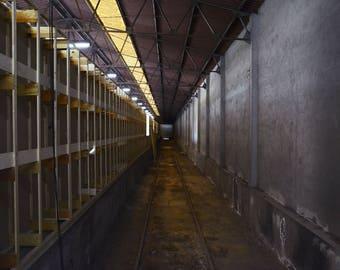 Hallway / Rail / Corridor