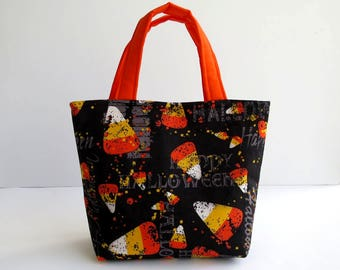 halloween bag halloween tote trick or treat bag halloween costume kids halloween - Halloween Handbag