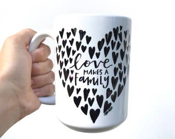 15-oz Adoption Mug
