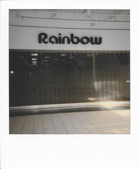 RAINBOW : Polaroid Collection