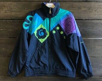 Vintage 90s FILA Windbreaker