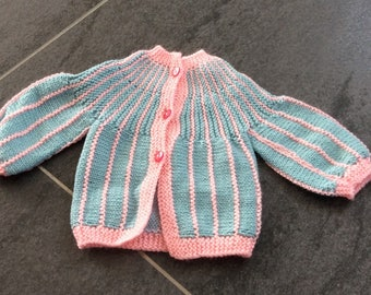 baby jacket jumper Cardigan new girl
