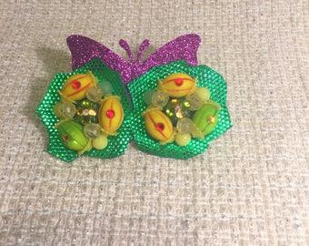 Citrus party earrings