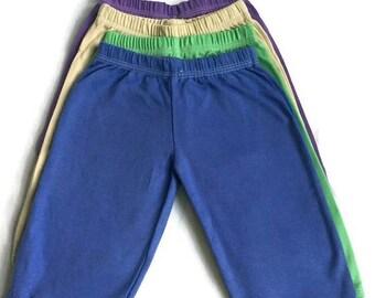 cs Organic Layette Pants