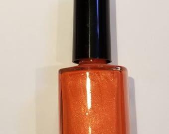 Orange Slice Nail Polish