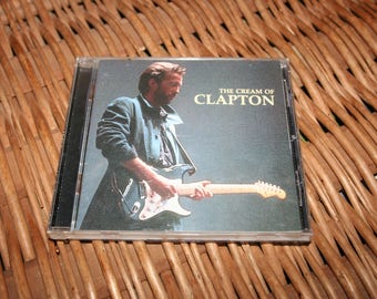 Eric Clapton CD, The Cream of Clapton, 1985 CD