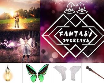 Fantasy Overlay Pack - 323 Motive