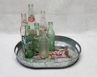 Vintage Coca Cola Decorative Tray