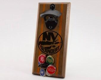 New York Islanders Magnetic Bottle Opener