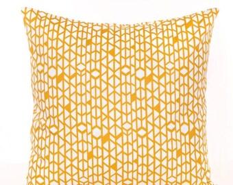 SALE ENDS SOON Arizona Gold Throw Pillow Cover, Gold Pillow, Geometric Pillow Cushions, Soft Pillows, Nursery Pillows, Kids Room Decor