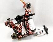 Custom Tattoo Machine Skulls Tattoo Gun
