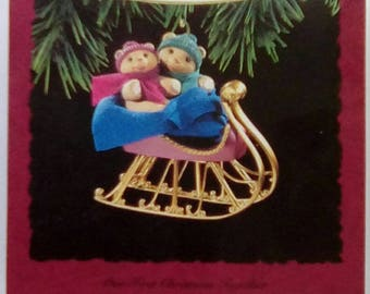 Hallmark Ornament - Our First Christmas Together. 1994