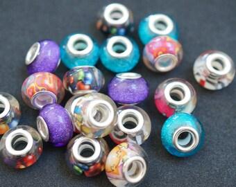 20 beads European STYLE set 15