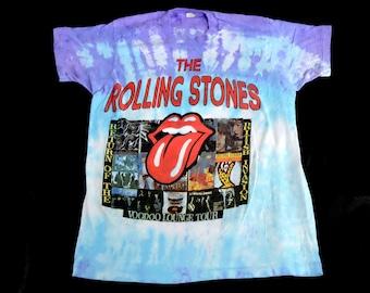 90s Rolling Stones Voodoo Lounge Tour T-shirt