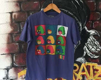 Vintage Kenzo Pop Art Tshirt