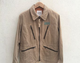 Japanese Brand Back Number Designer Jacket