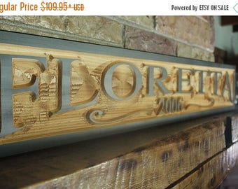 Back to School Sale last name wood sign, last name signs, family name sign, wood signs last name, wood family plaque, wooden house signs, bu