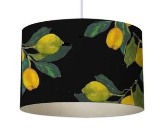 Patterned lampshade designer lampshade lemon lampshade patterned lampshade designer lampshade lemon lampshade ceiling lampshade contemporary lampshade black mozeypictures Image collections