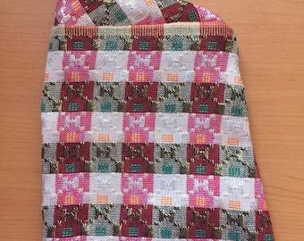 Multicolor dhaka topi