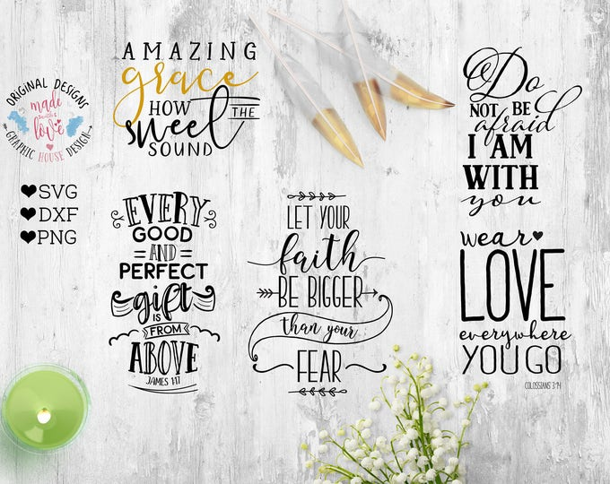 Bible verse svg, Scripture Bundle, Cutting Files svg, Scripture Bundle, Bible Cut Files, Bible SVG, Scripture SVG, psalms svg Christian SVG