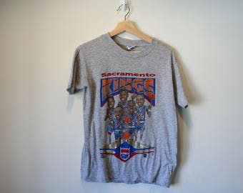 1992 Sacramento Kings Lottery T-Shirt