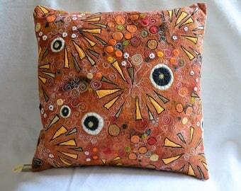 Klimt cushion