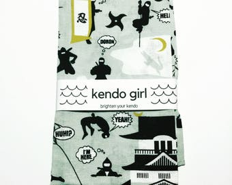Kendo Tenugui / Fun Ninja