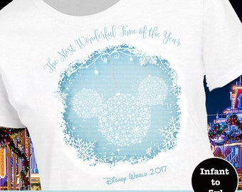 Disney Christmas Shirt, MVMCP Tank, Christmas In Disney Shirt, Mickey Christmas Shirt, Disney Snowflake Shirt