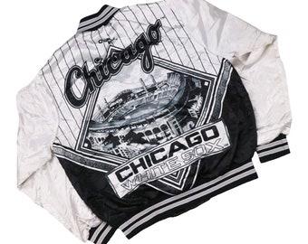Vintage Chalk Line Jacket chicago white sox team