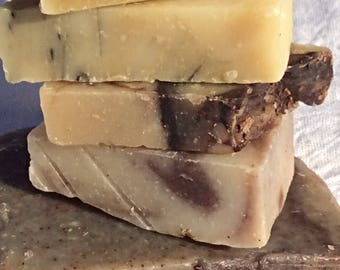 SOAP BITS, All Natural Soap, Handmade Soap, Vegan Soap, Herbal Soap