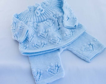 Granny crocheted crochet hand made needle