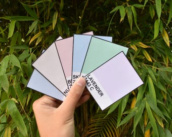 PAINT SWATCH PACK