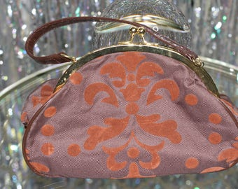 90's Murval Decorative Clutch Bag *Excellent Condition