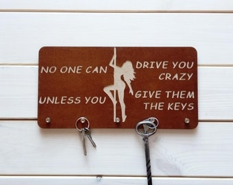 Key holderkey rack,key holder for wall,keyholder,key holder rustic,key hook silver,housekeeper,key box for wall,key hanger, key holder