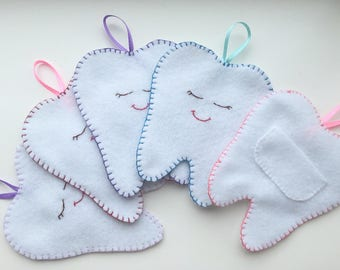 Childrens gift - Tooth Pouch