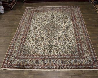 10X13 Fanciful Unique Classic Mashad Persian Rug Oriental Area Carpet 9'5X12'6