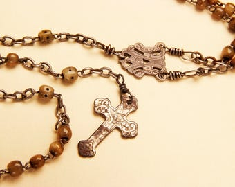 wonderful horn wilgefortis rosary