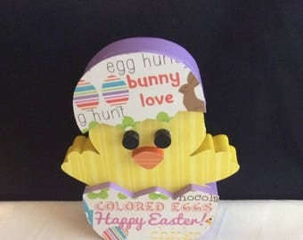 Easter decorations, Easter, chick, chicken, holiday decorations, seasonal decorations