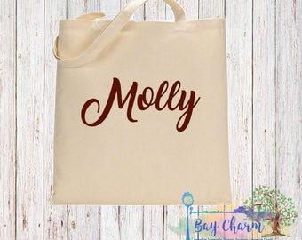 CUSTOMIZED TOTE-