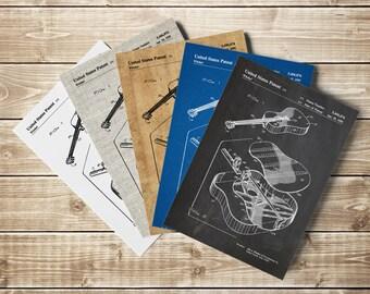 Martin Guitar Patent, Martin Guitar Poster, Martin Guitar, Guitar Patent Poster, Acoustic Guitar, Guitar Patent Art,Martin, INSTANT DOWNLOAD