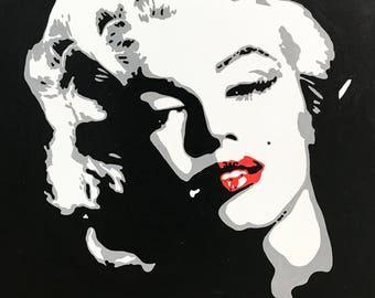 Marilyn Monroe 021 pop art