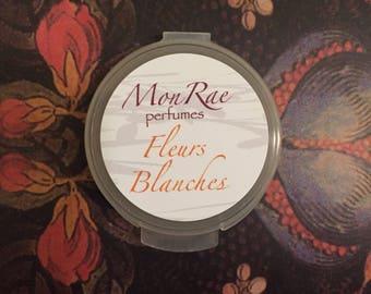 Fleurs Blanches sample