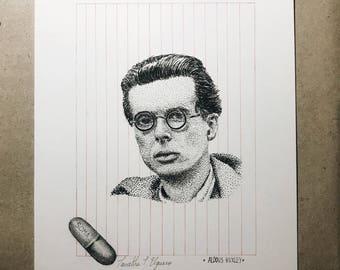 2- Aldous Huxley