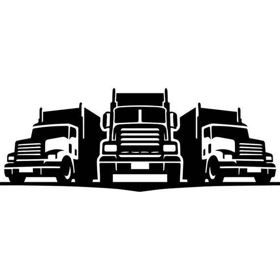 trucking logo 6 truck driver trucker big rigg 18 wheeler