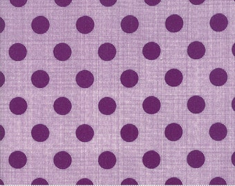 1 yard Moda Circulus Iris cotton fabric, designed by Jen Kingwell