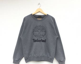 Vintage TIMBERLAND Big Logo Sweatshirt