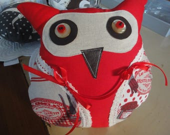decorative OWL pillow
